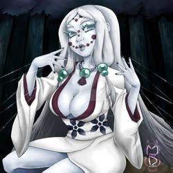 Spider Demon Mother