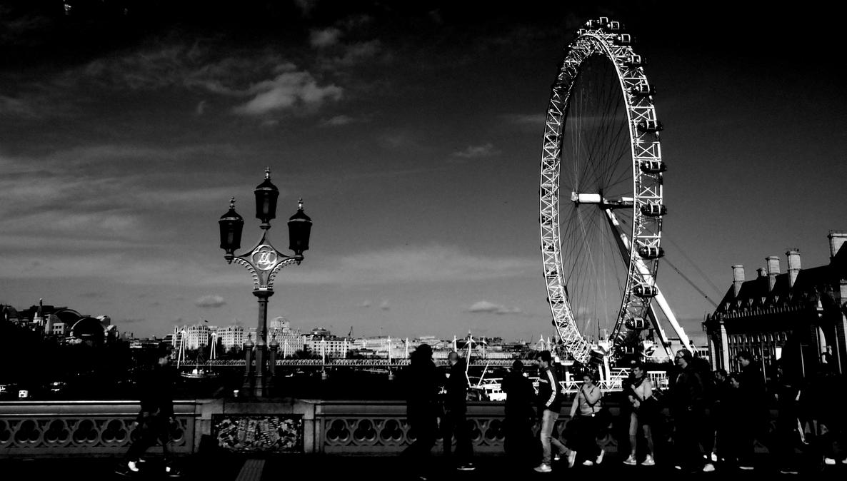 London Eye by The--Dark--Knight