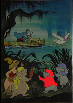 The Rescuers Sticker Fun (1)