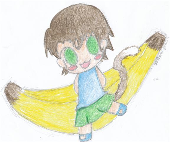 Banana Luv by Tahlre