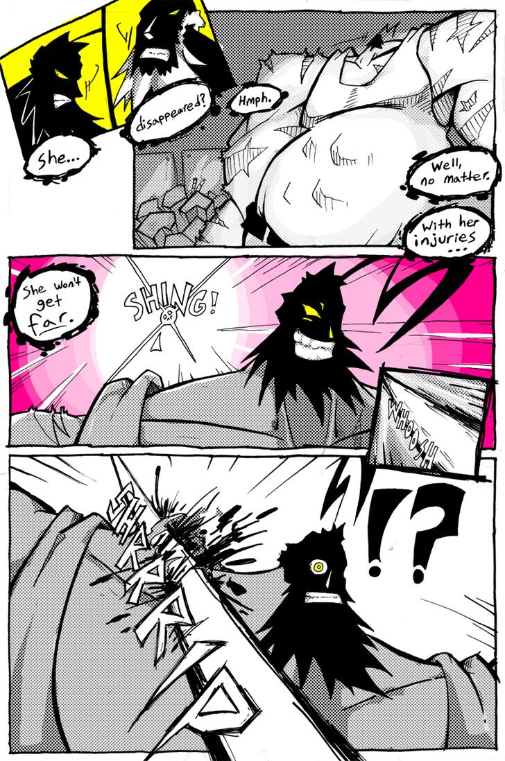 Blackwidow Apocalypse v.5-17 by ReluctantZombie