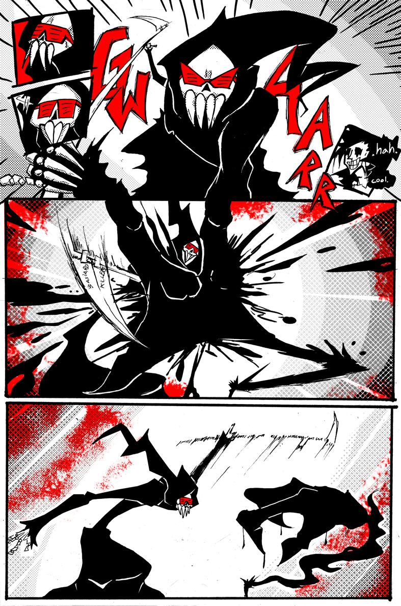 Blackwidow Apocalypse v.11-10 by ReluctantZombie