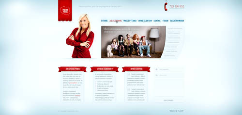 Polska Pomoc Webdesign by The-Grin