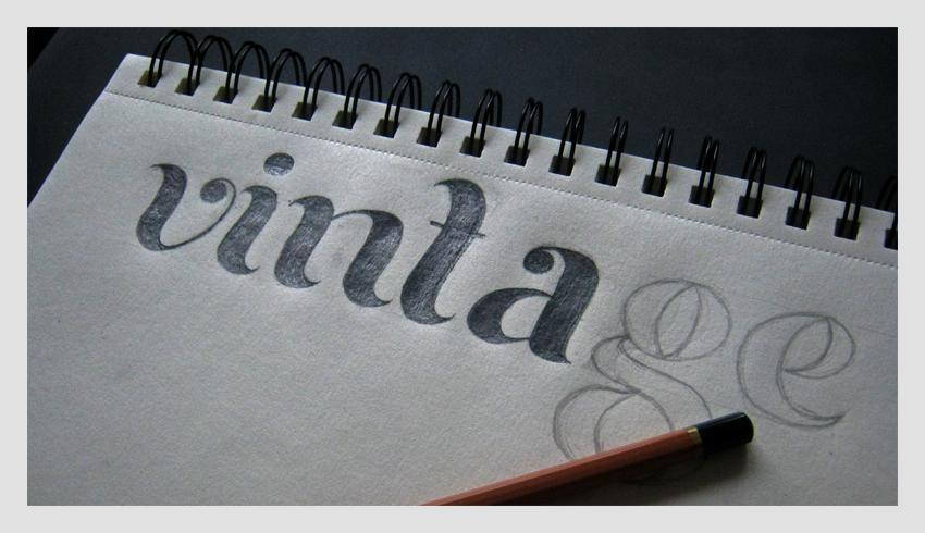 VINTAGE v2 / Prototype Sketch by The-Grin