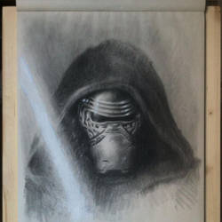 Star Wars: The Force Awakens-Kylo Ren