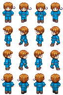Italy Sprite by LostSlinky