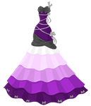 comm ball gown