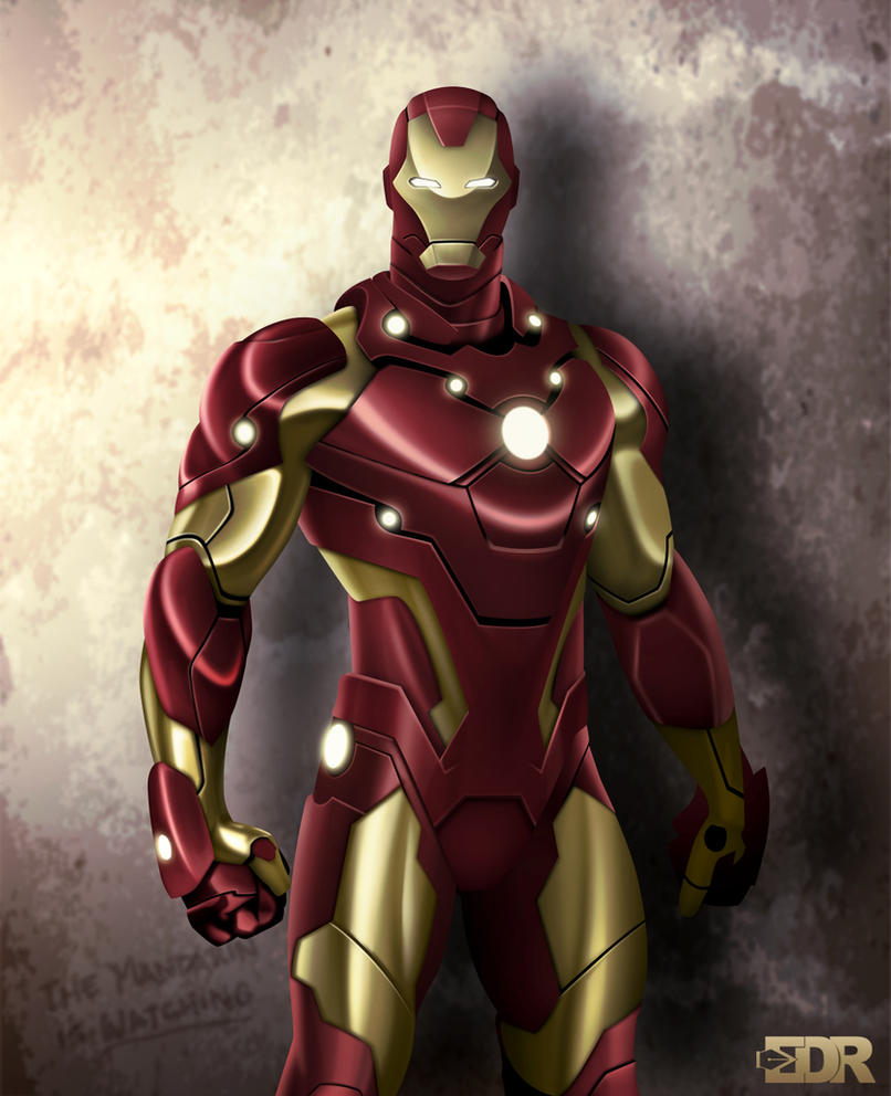 iron man - bleeding edge armorremle012 on deviantart