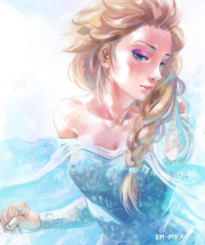 Elsa by EM-MIKA