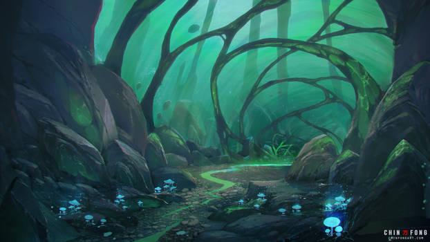 Jade Cavern