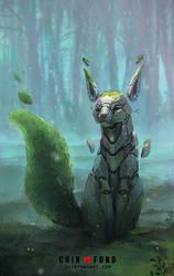 Sacred Stone Fox