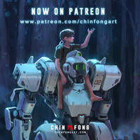 Chin Fong Patreon