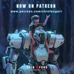 Chin Fong Patreon