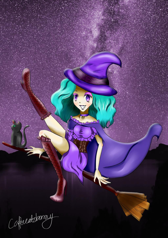 Halloween2k17 by CoffeeEatsBunny