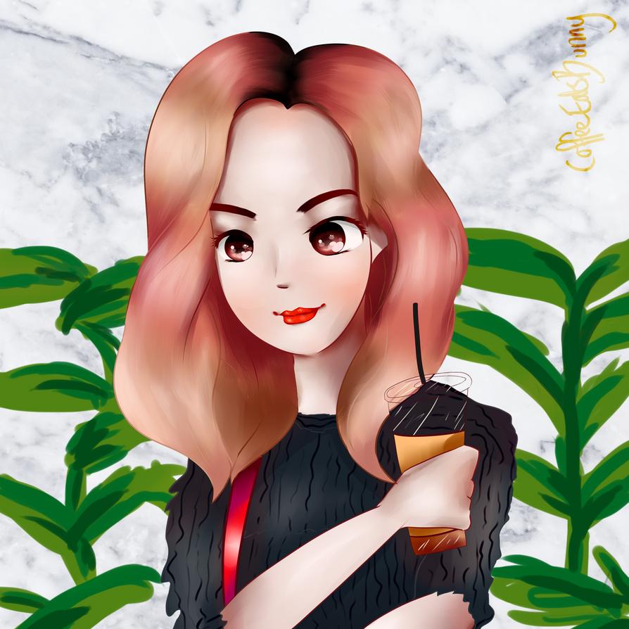 JoanKim by CoffeeEatsBunny