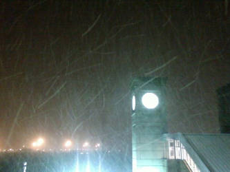 Snow at Secaucus by Reclaimer117