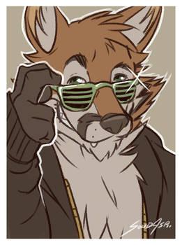 Mischievous Fox!