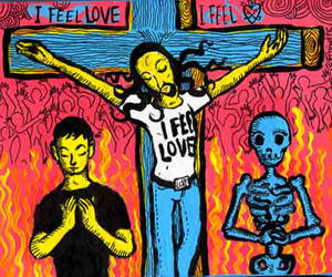Jesus de Suburbia -I Feel Love by edwindaniel