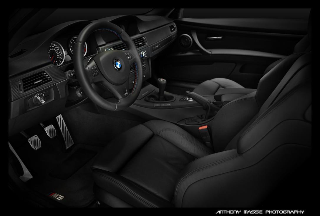 Black E92 M3 Interior 2 By Normansan ...