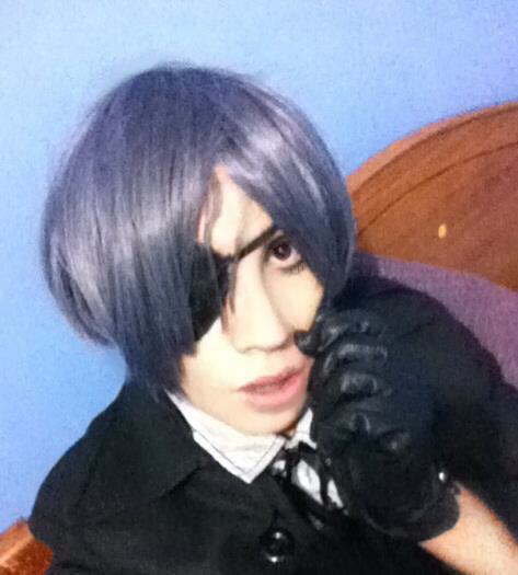 Cosplay Ciel Phantomhive by Vincent2215