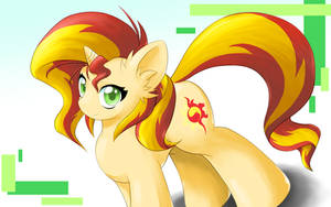 Sunset Shimmer by ragurimo