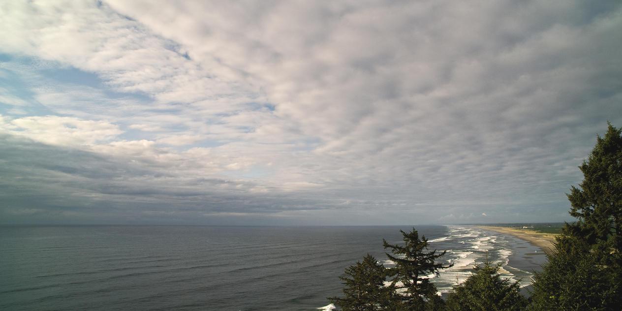 Coastal View by BWilliamWest