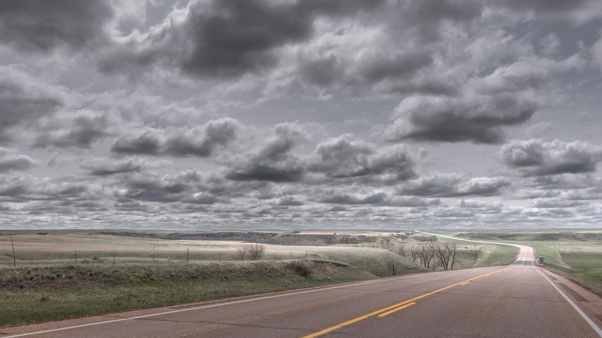 Western Road by BWilliamWest