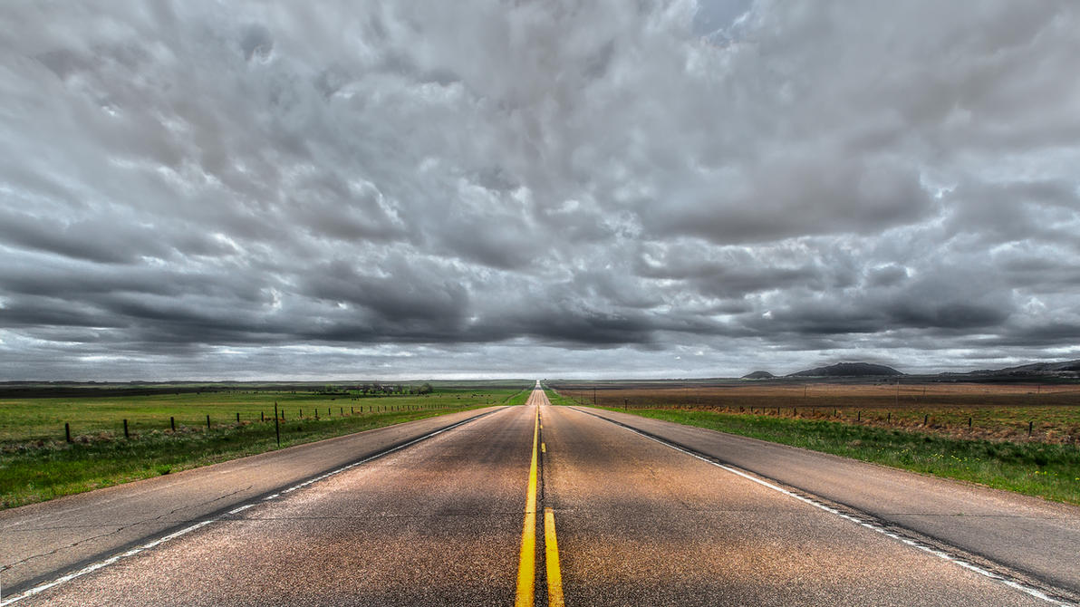 Open Highway by BWilliamWest