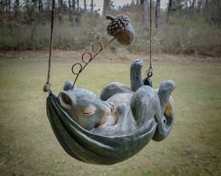 Taking a break... by BWilliamWest