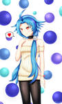 Casual White Heart (Next Form)