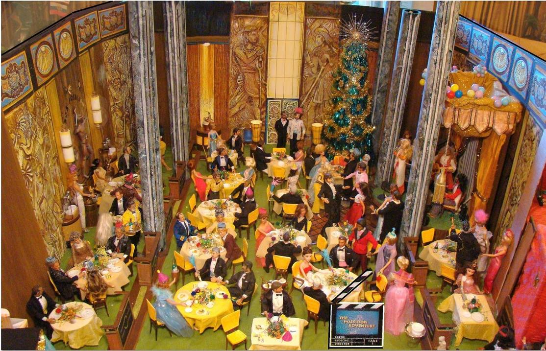 Poseidon Adventure Ballroom scene by OswaldWasCute on ...