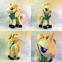 Matt Ishida Pony Plush