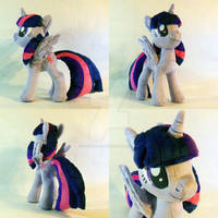 Twilight Sparkle Alicorn Plush
