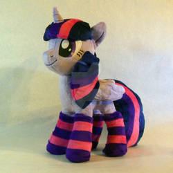 Twily with socks