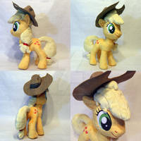 Apple Jack 2.0 Plush