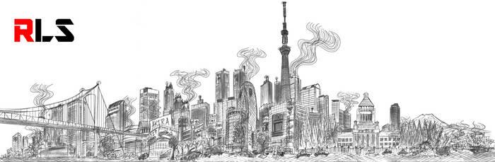 Wartorn Tokyo