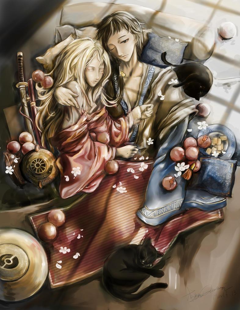 Sleep by chrysanthemum486