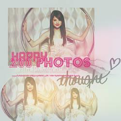 Selena Gomez - 200 photos. by heartbeater