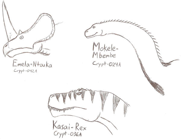 Crypt-0000 African Cryptids by Omegarex24 on DeviantArt