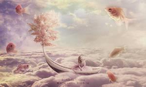 A Child's Fantasy by aoyumeart