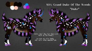 N4729 - SOA Grand Duke Of The Woods AKA Duke **