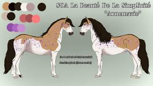 N5095 - SOA La Beaute De La Simplicite AKA Anne **