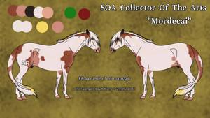 N5042 - SOA Collector Of The Arts AKA Mordecai