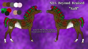 N4159 - SOA Beyond Bruised AKA Raff
