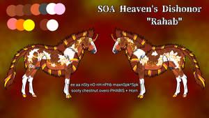 N4260 - SOA Heaven's Dishonor AKA Rahab [QB]