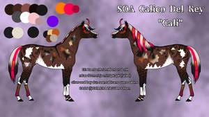 N4287 - SOA Calico Del Rey AKA Cali