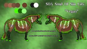 N4449 - SOA Soul Of Sin City AKA Vegas