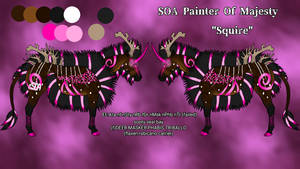 N4451 - SOA Painter Of Majesty AKA Squire