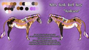 N6380 - SOA Rok Del Rey AKA Roksee
