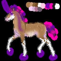 N6675 - Padro Foal Design by MakkyFokinMcKay